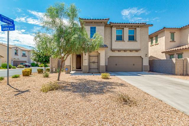 8637 E Lobo Avenue, Mesa, AZ 85209 (MLS #5955636) :: Arizona 1 Real Estate Team