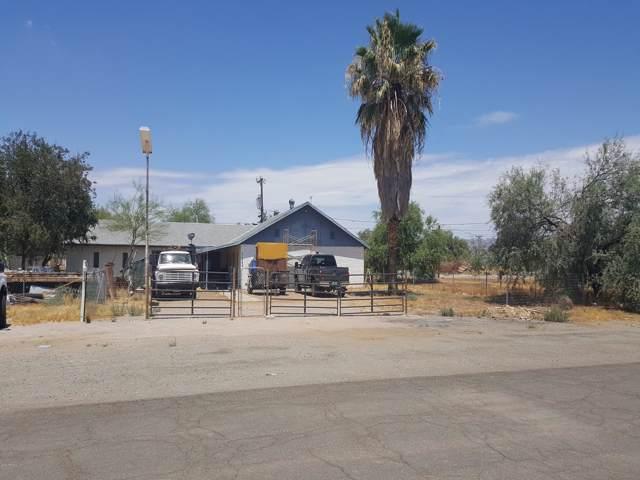71062 W Elm Avenue, Wenden, AZ 85357 (MLS #5955637) :: Nate Martinez Team