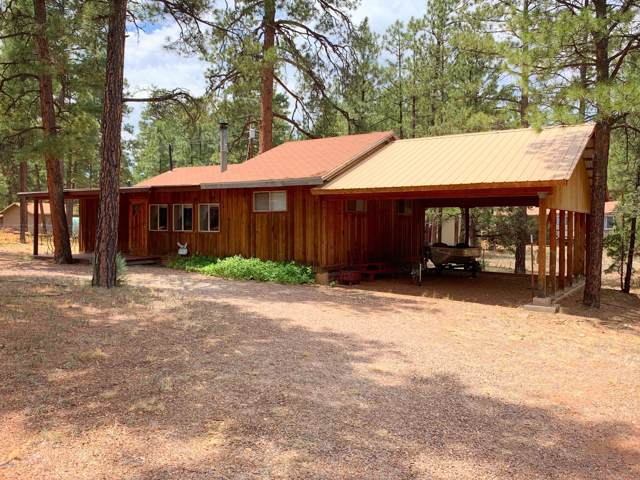 2780 Markham Road, Overgaard, AZ 85933 (MLS #5955641) :: The AZ Performance Realty Team