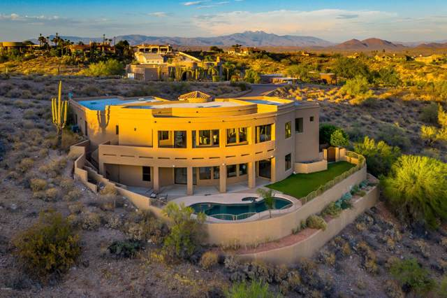 16569 E Trevino Drive, Fountain Hills, AZ 85268 (MLS #5955644) :: Riddle Realty