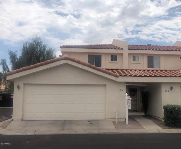 16021 N 30TH #104, Phoenix, AZ 85032 (MLS #5955670) :: Arizona 1 Real Estate Team