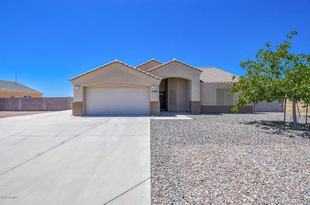 12361 W Delwood Drive, Arizona City, AZ 85123 (MLS #5955685) :: Riddle Realty