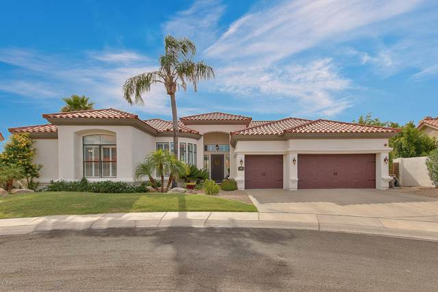 9188 N 108th Place, Scottsdale, AZ 85259 (MLS #5955704) :: The Kenny Klaus Team