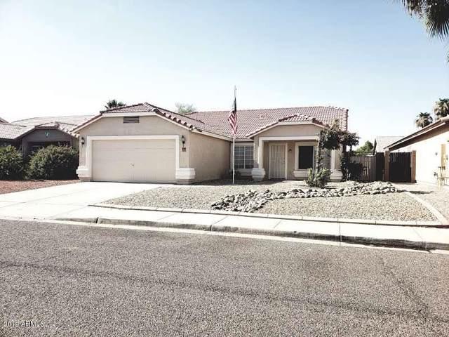 11610 W Hubbell Street, Avondale, AZ 85392 (MLS #5955715) :: The Garcia Group