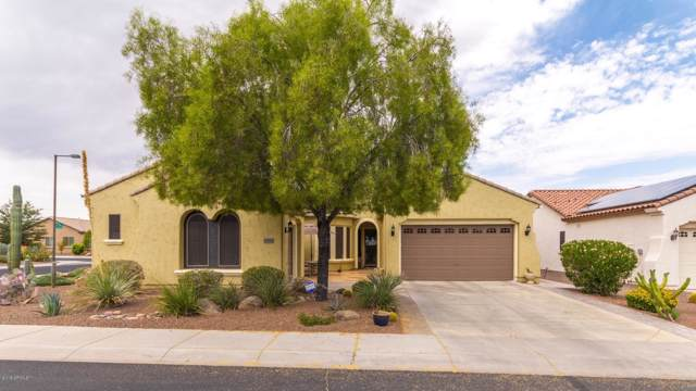 20092 N 259TH Avenue, Buckeye, AZ 85396 (MLS #5955718) :: The AZ Performance Realty Team
