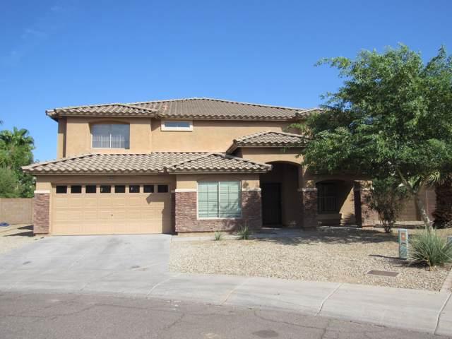 3005 W Shumway Farm Road, Phoenix, AZ 85041 (MLS #5955730) :: Riddle Realty
