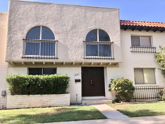 2043 W Hazelwood Parkway, Phoenix, AZ 85015 (MLS #5955739) :: Riddle Realty
