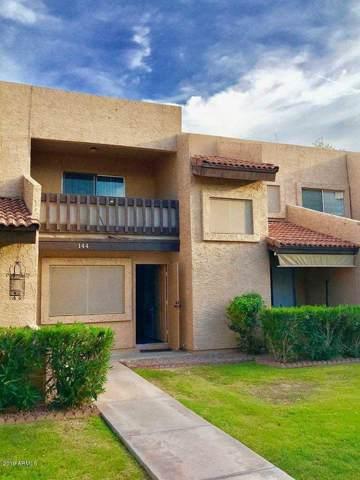 520 N Stapley Drive #144, Mesa, AZ 85203 (MLS #5955788) :: The AZ Performance Realty Team