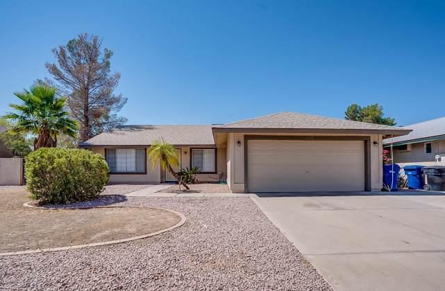 1115 E Ingram Street, Mesa, AZ 85203 (MLS #5955814) :: The AZ Performance Realty Team