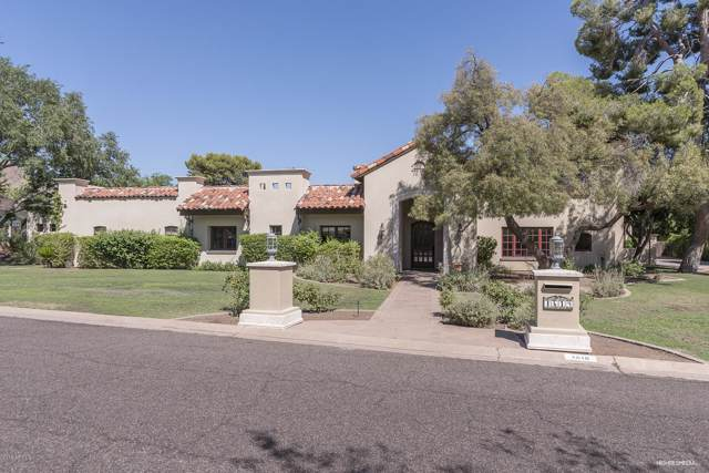 4619 N Dromedary Road, Phoenix, AZ 85018 (MLS #5955819) :: The Kenny Klaus Team