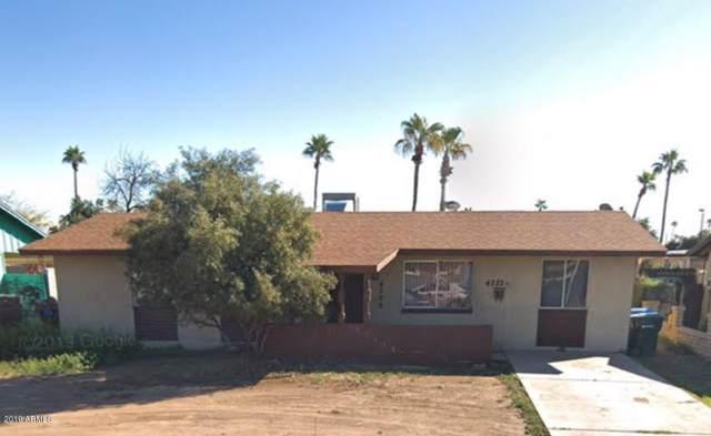 4723 N 53RD Avenue, Phoenix, AZ 85031 (MLS #5955821) :: The AZ Performance Realty Team