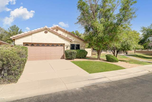 1111 N Amber Street, Chandler, AZ 85225 (MLS #5955840) :: Team Wilson Real Estate