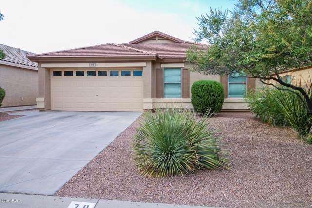 78 W Canyon Rock Road, San Tan Valley, AZ 85143 (MLS #5955846) :: Arizona 1 Real Estate Team