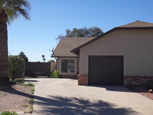 1055 W Elena Circle, Mesa, AZ 85210 (MLS #5955853) :: Team Wilson Real Estate