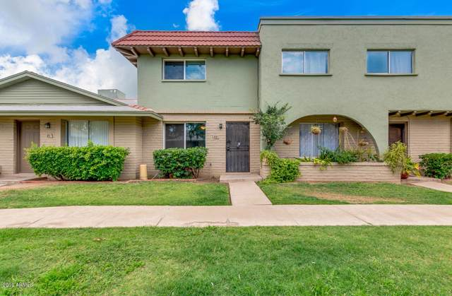 225 N Standage #22, Mesa, AZ 85201 (MLS #5955885) :: CC & Co. Real Estate Team