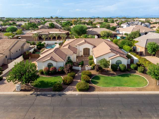 2934 E Portola Valley Drive, Gilbert, AZ 85297 (MLS #5955898) :: The Kenny Klaus Team