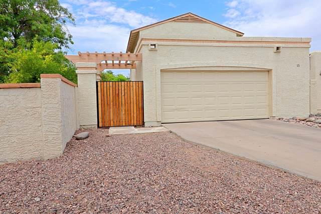 619 E Jensen Street #15, Mesa, AZ 85203 (MLS #5955906) :: CC & Co. Real Estate Team