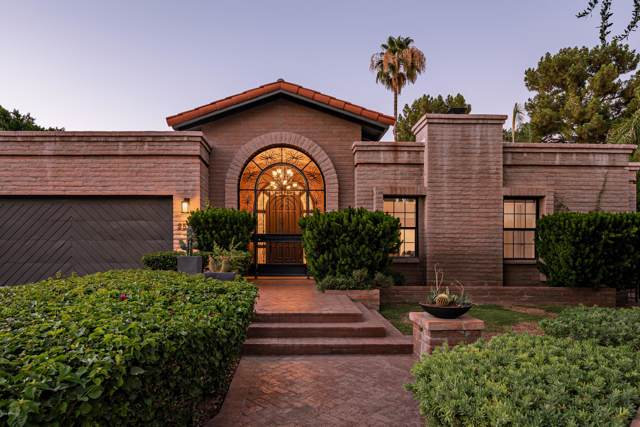 2532 E Marshall Avenue, Phoenix, AZ 85016 (MLS #5956130) :: The W Group