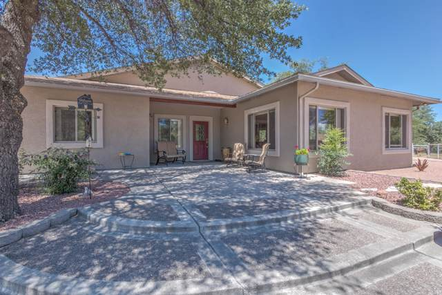 704 E Tyler Parkway, Payson, AZ 85541 (MLS #5956186) :: The Bill and Cindy Flowers Team