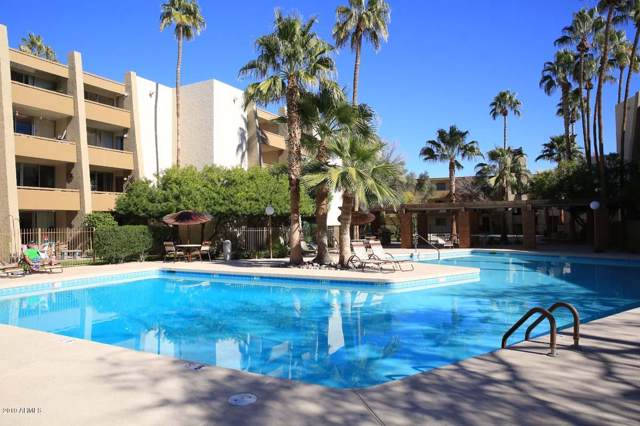 7625 E Camelback Road A323, Scottsdale, AZ 85251 (MLS #5956309) :: CC & Co. Real Estate Team