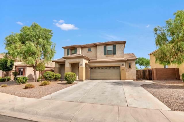 10854 E Quarry Circle, Mesa, AZ 85212 (MLS #5956321) :: CC & Co. Real Estate Team