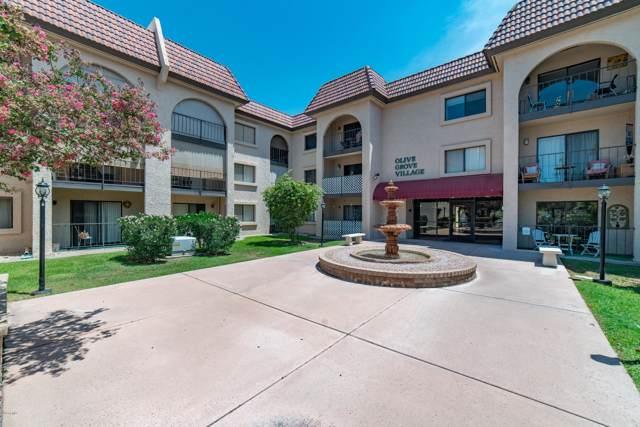 3033 E Devonshire Avenue #1027, Phoenix, AZ 85016 (MLS #5956323) :: Devor Real Estate Associates