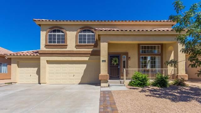 22224 W Cantilever Street, Buckeye, AZ 85326 (MLS #5956334) :: CC & Co. Real Estate Team
