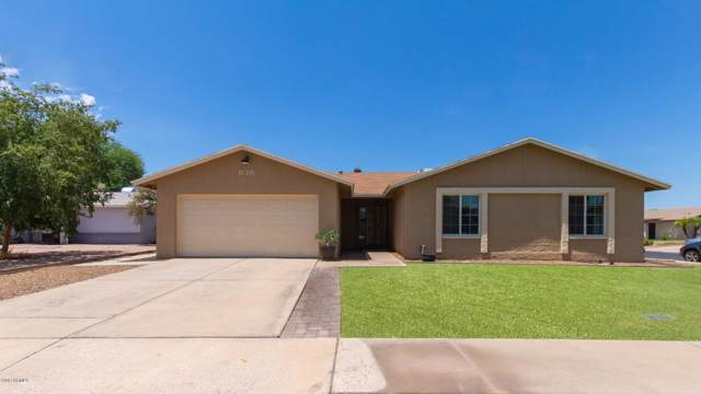 836 S 35TH Place, Mesa, AZ 85204 (MLS #5956567) :: Team Wilson Real Estate