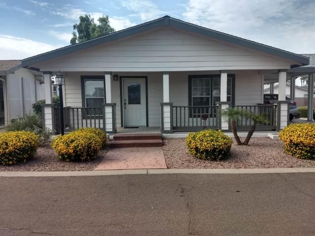 19802 N 32nd Street #161, Phoenix, AZ 85050 (MLS #5956574) :: The W Group