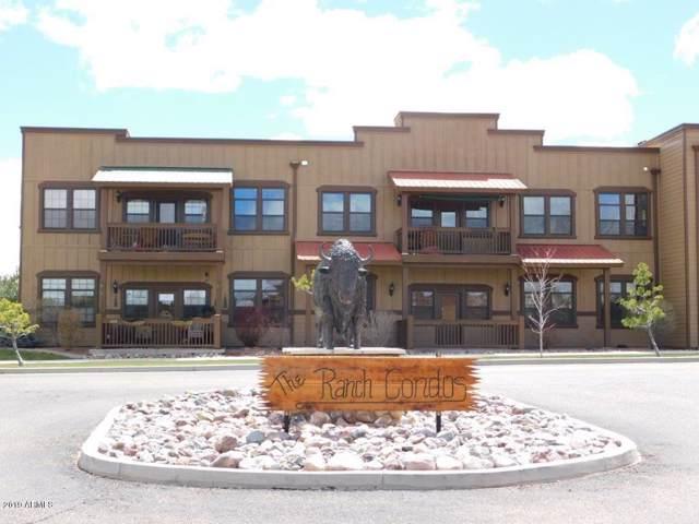 2367 Quarter Horse Trail, Overgaard, AZ 85933 (MLS #5956581) :: Brett Tanner Home Selling Team