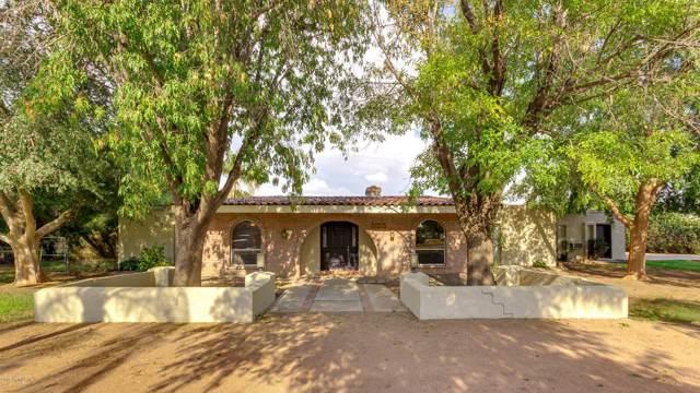 9823 S 157th Place, Gilbert, AZ 85234 (MLS #5956625) :: CC & Co. Real Estate Team