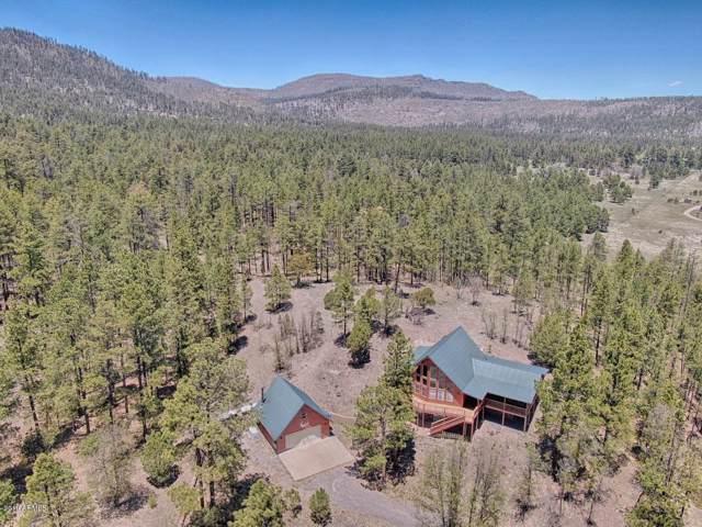 1 Cr N2166, Nutrioso, AZ 85932 (MLS #5956643) :: Revelation Real Estate