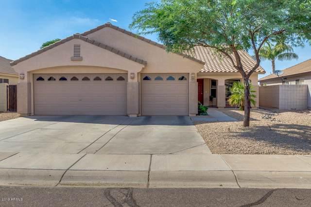 3870 S Bridal Vail Drive, Gilbert, AZ 85297 (MLS #5956655) :: The W Group