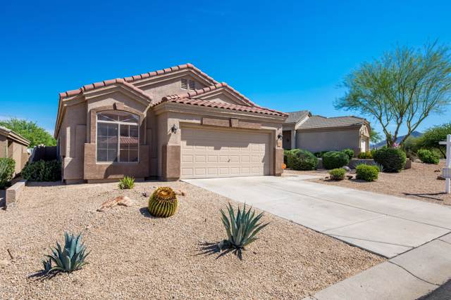4414 E Smokehouse Trail, Cave Creek, AZ 85331 (MLS #5956706) :: Riddle Realty Group - Keller Williams Arizona Realty