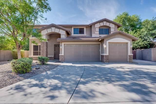 2626 E Elmwood Place, Chandler, AZ 85249 (MLS #5956808) :: The Daniel Montez Real Estate Group