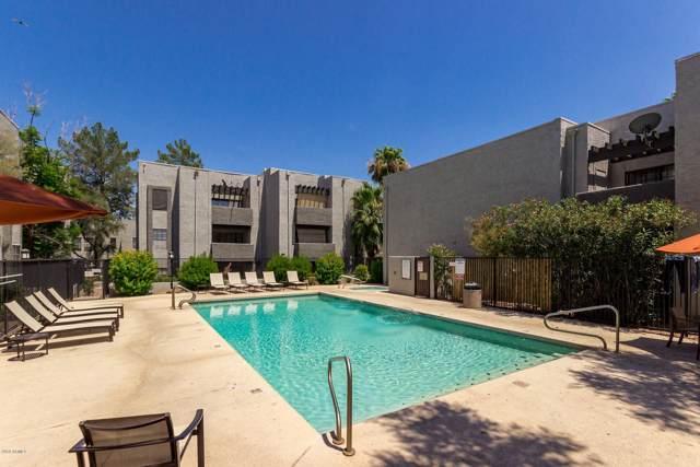 8020 E Thomas Road #305, Scottsdale, AZ 85251 (MLS #5956887) :: CC & Co. Real Estate Team