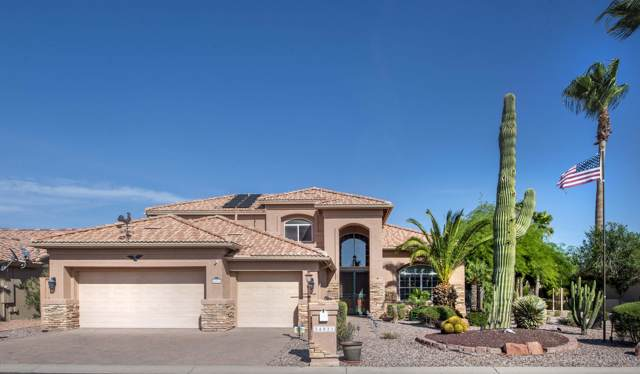 24021 S Starcrest Drive, Sun Lakes, AZ 85248 (MLS #5956934) :: Revelation Real Estate