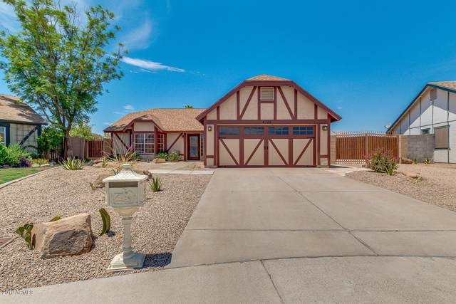 4726 N 105TH Drive, Phoenix, AZ 85037 (MLS #5956980) :: Lifestyle Partners Team