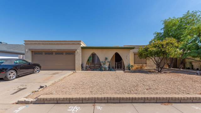 4945 W Onyx Avenue, Glendale, AZ 85302 (MLS #5957104) :: CC & Co. Real Estate Team