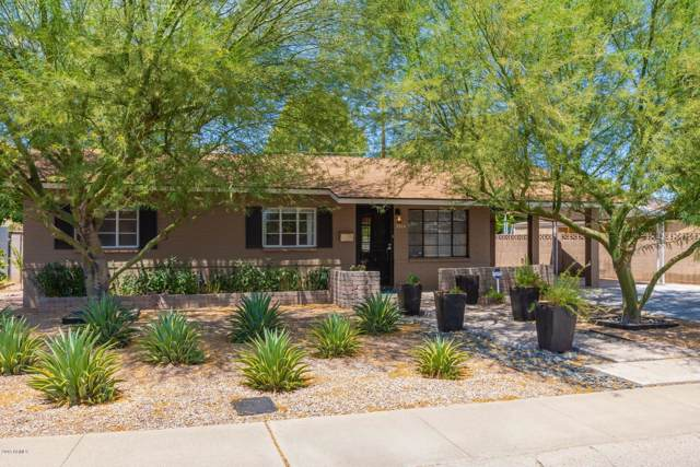 2924 N 76TH Place, Scottsdale, AZ 85251 (MLS #5957122) :: CC & Co. Real Estate Team