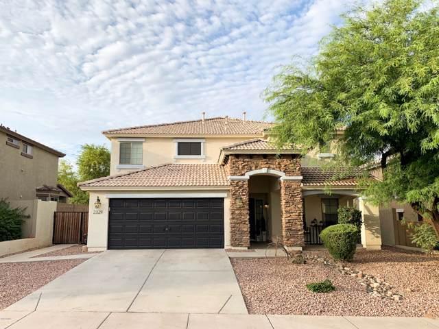 2329 W Steed Ridge, Phoenix, AZ 85085 (MLS #5957148) :: The W Group