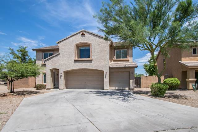 4240 E Morenci Road, San Tan Valley, AZ 85143 (MLS #5957182) :: The W Group