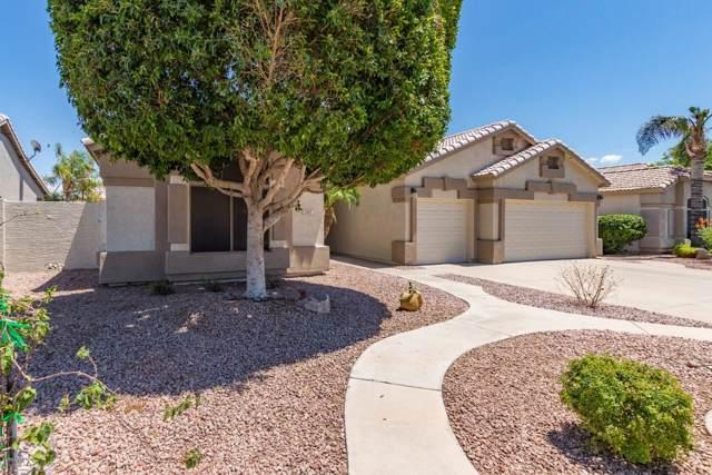 1367 N Quail Lane, Gilbert, AZ 85233 (MLS #5957325) :: CC & Co. Real Estate Team