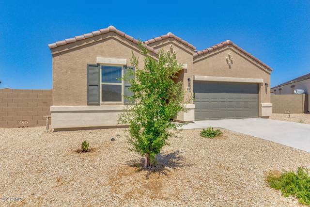 16768 N Luna Drive, Maricopa, AZ 85138 (MLS #5957476) :: The Kenny Klaus Team