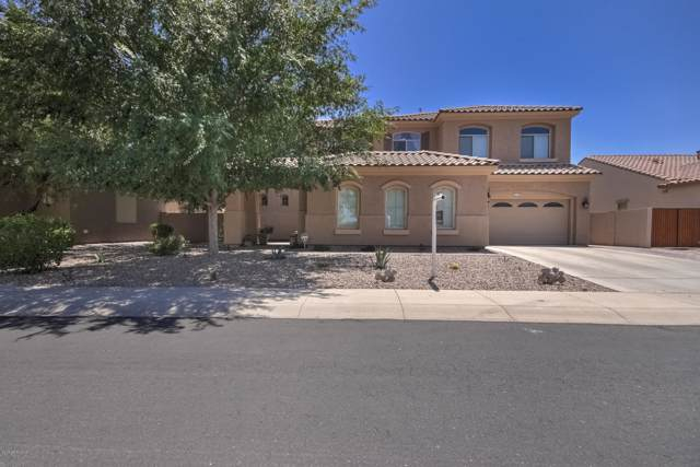 4351 E Nolan Place, Chandler, AZ 85249 (MLS #5957555) :: CC & Co. Real Estate Team