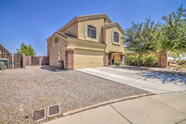 3606 N French Place, Casa Grande, AZ 85122 (MLS #5957564) :: The Kenny Klaus Team