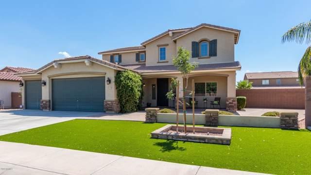 41410 N Bracewell Street, San Tan Valley, AZ 85140 (MLS #5957601) :: The Kenny Klaus Team