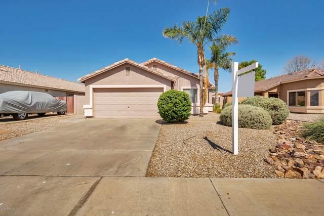 3792 S Joshua Tree Lane, Gilbert, AZ 85297 (MLS #5957665) :: The W Group