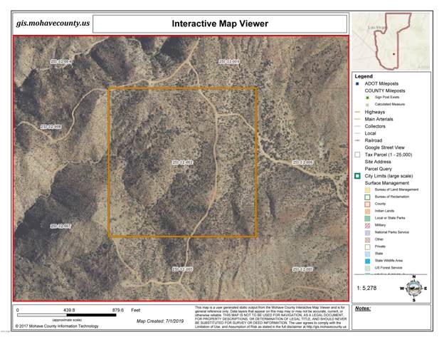 Lot 15 Diamond Hitch Road, Kingman, AZ 86401 (MLS #5957784) :: Lifestyle Partners Team