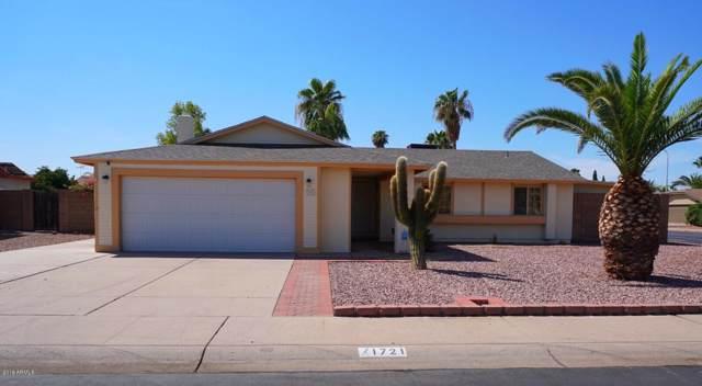 1721 W Estrella Drive, Chandler, AZ 85224 (MLS #5957813) :: Occasio Realty